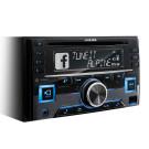 Alpine CDE-W296BT auto magnetola CD radijo imtuvas su USB ir Bluetooth automobiliui nemokamas pristatymas 24 mėn. gamintojo garantija