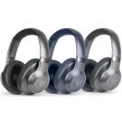 JBL E65BTNC belaidės Bluetooth ausinės su mikrofonu ir triukšmo malšinimu 24 valandų grojimas iš baterijos per 3 valandas pilnas pakrovimas | nemokamas pristatymas