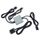 Pioneer CD-IV202AV iPhone 5 kabelis į USB jungtį , nemokamas pristatymas
