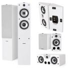 Namų kino sistema Dolby Atmos Dynavoice Magic F-6 + S-4 + C-4 +FX-4 | nemokamas pristatymas