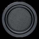 HELIX  E 8W žemų dažnių kolonėlės garsiakalbis; 300W,  kaina už 1 vnt., nemokamas pristatymas