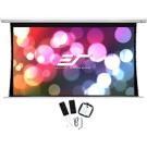 Elite Screens Saker Tension - AcousticPro UHD - 265 projektoriaus ekranas,7 x 149,6 16:9 Vorlauf 50 cm | Nemokamas Aprašymas