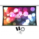 Elite Screens Saker Tension - projektoriaus ekranas AcousticPro UHD - 398,5 x 224,3 16:9 Vorlauf 7 cm | Nemokamas Pristatymas