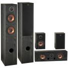 ELTAX EXPOSURE HCP garso kolonėlių komplektas 5.0 2xGrindinės/2xLentyninės/Centrinė