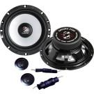 Ground Zero Iridium GZIC 650X 16.5 cm komponentai garsiakalbiai automobiliams kaina už komplektą 150W