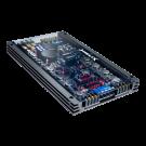 HELIX H 400X 4 kanalų stiprintuvas 480W  kaina už 1 vnt., nemokamas pristatymas
