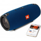 JBL Xtreme nešiojama belaidė garso kolonėlė nešiojama bluetooth 2x20W speciali kaina-Mėlyna
