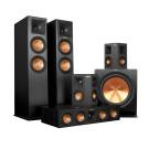 Klipsch RP-280 5.1 namų kino kolonėlių komplektas 2xRP-280F + RP-450C + 2xRP-250S + R-115SW