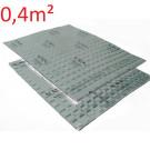 SGM Techno  Alumast M3F garsą sugerianti medžiaga, skirta garso izoliacijai, 3mm