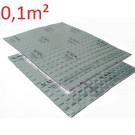 SGM Techno  Alumast M2F MINI garsą sugerianti medžiaga, skirta garso izoliacijai, 2mm