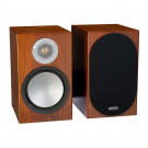 Monitor Audio Silver 100, Silver 6G serija, Dviejų juostų 88 dB/W/m jautrumo, 8Ω lentyninės kolonėlės | Nemokamas pristatymas
