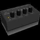BEHRINGER MICROMIX MX-400 4 kanalų Mikšerinis pultas, nemokamas pristatymas