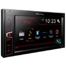 Pioneer MVH-AV280BT magnetola multimedijos sistema automobiliui su 6.2 colių ekranu USB iPod/iPhone
