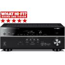 Yamaha RX-V679 namų kino  stiprintuvas 7X150W Wi-fi , HDCP 2.2 , Bluetooth® Extra Bass 4K Ultra HD