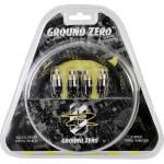 Ground Zero GZCC X-TP RCA Laidas Aukštos kokybės