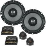 Morel Maximo Ultra 602 automobilinių garsiakalbių komplektas maks. galia 180W, RMS 90W varža: 4 ohmai  jautrumas: 90.5dB | Nemokamas Pristatymas