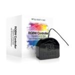 Fibaro RGBW Kontroleris Z-Wave įtampa 230V technologija dimensijos 42 x 37 x 17 mm | Nemokamas Pristatymas