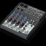 BEHRINGER XENYX-802 6 kanalų Mikšerinis pultas, nemokamas pristatymas