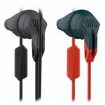 JBL Grip100 Charcoal Grey  Įstatomos į ausis sportinės ausinės