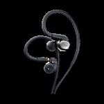 AKG N40 Aukštos raiškos į ausis įstatomos ausinės su konfiguruojamu garsu