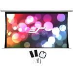Elite Screens Saker Tension - AcousticPro UHD  projektoriaus ekranas - 298,9 x 168,1 16:9 Vorlauf 30 cm | Nemokamas Pristatymas