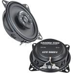 Ground Zero Iridium GZIF 4001FX 10 cm 2 juostų koaksialiniai garsiakalbiai automobiliui kaina už 2 vnt. 90W