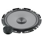 Hertz UNO K 170 komponentiniai garsiakalbiai automobiliui 2 juostų 280W kaina už 2 vnt