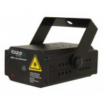 IBIZA LIGHT LAS-S130RG-MULTI LAZERIS 130MW Efektas: žali ir raudoni lazeriai (parodoma daugiau nei 2000 lazerių vienu metu) | Nemokamas Pristatymas