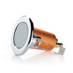 Monitor Audio CPC 120, Controlled Performance serija, Pilno spektro 85 dB/W/m jautrumo 8Ω į lubas montuojamas garsiakalbis | Nemokamas pristatymas