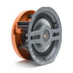 Monitor Audio Slim CWT180, Slim serija, Dviejų juostų 90 dB/W/m jautrumo 6Ω į lubas montuojama kolonėlė | Nemokamas pristatymas
