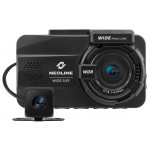 NEOLINE WIDE S49 Vaizdo registratorius automobiliams + su galine vaizdo kamera | nemokamas pristatymas
