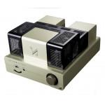 QUAD II Classic Integrated Integruotas lempinis stiprintuvas su MM/MC korekciniu stiprintuvu plokštelių grotuvui prijungti, 2 x 25W, lempos: 4 x KT66, 4 x ECC88, 2 x ECC83.| Nemokamas Pristatymas