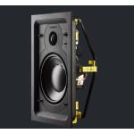 Dynaudio S4-W65 sieninis garsiakalbis Mid/bass 165mm (6½in) sklaida jautrumas 87.5dB galia 50W-125W | Nemokamas Pristatymas