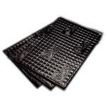Silent Coat Bulk Juodos spalvos vibraciją slopinanti medžiaga 40 lapų | Nemokamas pristatymas