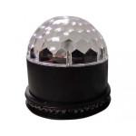 IBIZA LIGHT UFO-ASTRO-BL ŠV.EFEKTAS  Šviesos šaltinis:  Astro: 3 x RGB LED 3W, UFO: 48x 10mmØ RGB LED | AudioVideo