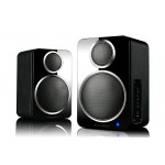 Wharfedale DS-2 Belaidės Hi-Fi kolonėlės Bass Reflex apt-X Bluetooth / 3.5mm stereo Aux in | Nemokamas Pristatymas