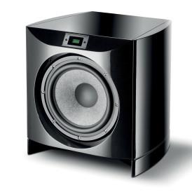 ELECTRA SW 1000 BE žemo dažnio garso kolonėlė namų kinui 750W kaina už 1 vnt. legendinės Focal kolonėlės - kompaktiškas Hi-End garsas